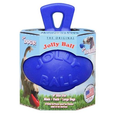 Jolly Ball 20cm Blue Horse/dog