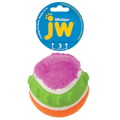 JW Mixups Ribbed Ball Large