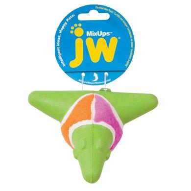 JW Mixups Arrow Ball Medium