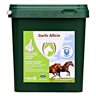 Excellent Allicin Granulate Eu Knoblauch Granulat 1,5kg