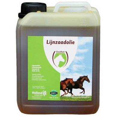 Excellent Linseed Oil Leinsamenöl 2,5L