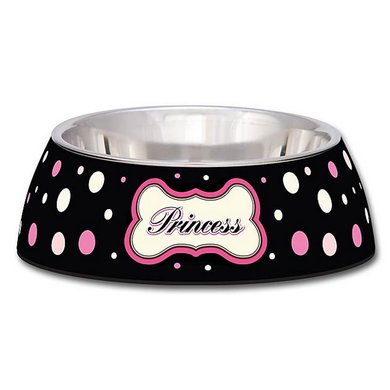 Milano Napf Princess Polkadot Medium 450ml