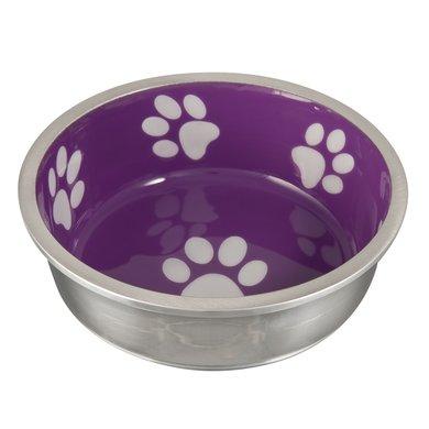Robusto Napf Violet Paw 300ml Violett XS