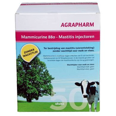 Agrapharm Mammicurine 50 injections