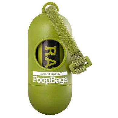 PoopBags Hundekot-beutelspender Inkl 15 Beutel