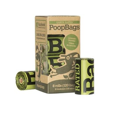 PoopBags eco friendly Lavender