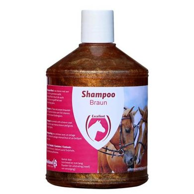 Excellent Shampoo Brown Horse 500ml
