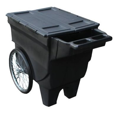 Sportote Feed Cart Black 1 st