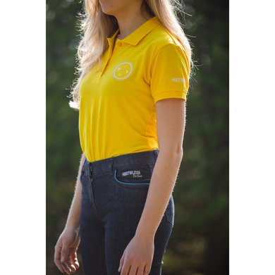 Hoefwijzer Polo S/S '19 Geel XL