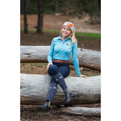 HoefWijzer Trainingsshirt Milky Blue
