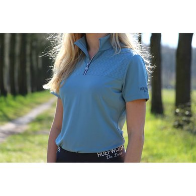 Hoefwijzer Shirt Sunset Smoke Blue