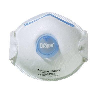 Drager X-plore 1320 Ffp2 V A 10 St