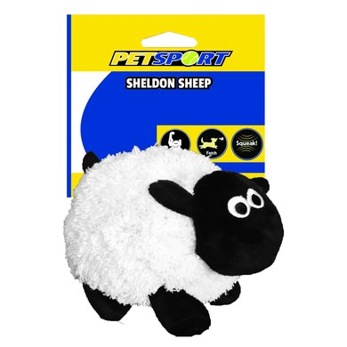 Agradi Sheldon Sheep wit 18cm
