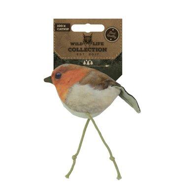 Agradi Wild Life Cat Robin (roodborstje)