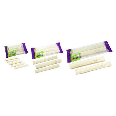 Braaaf White Rawhide Pressed Stick