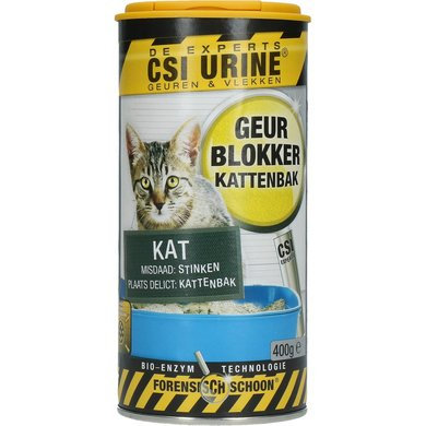 CSI Urine Kattenbak Granules 400g