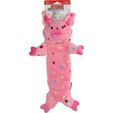 Kong Low Stuff Speckles Pig 40cm