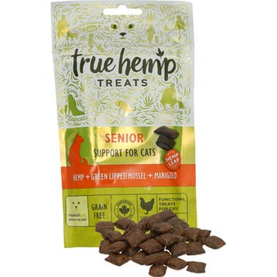 True Hemp Cat Senior 80g