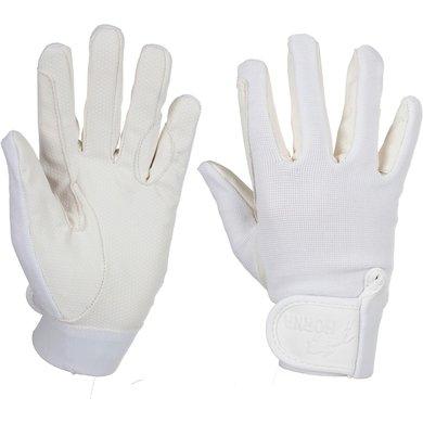 Horka Handschoenen Katoen/serino Wit