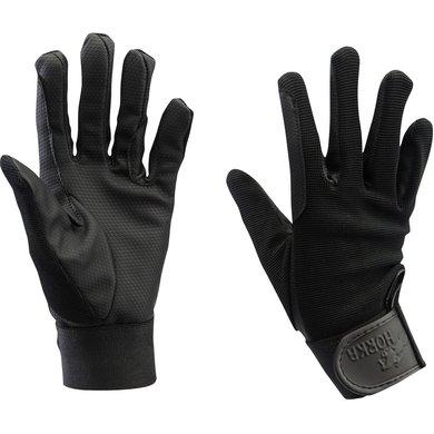 Horka Handschoenen Katoen/serino Zwart