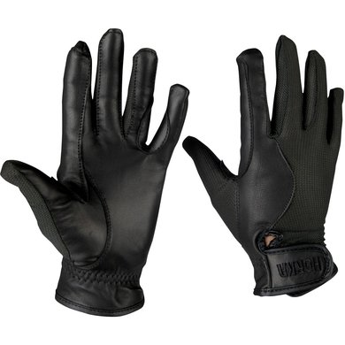Horka Air Tech Handschoen Zwart