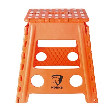 Horka Opstapkrukje Get Up Opvouwbaar Oranje