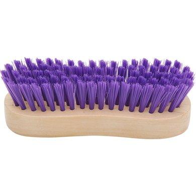Horka Face Brush Wood Purple