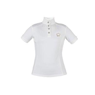 Horka Turnier T-Shirt Olympia Weiß