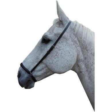 Horka Drop Noseband Black / Silver
