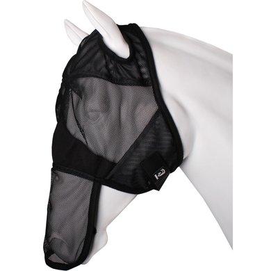 Horka Vliegenmasker Met Neusbeschermer Zwart