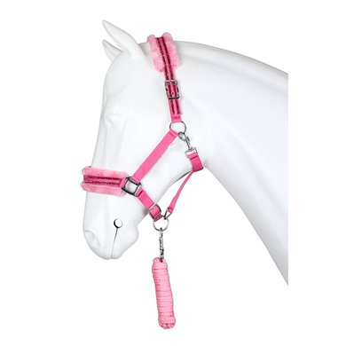 Horka Halster Set Angel Roze Pony