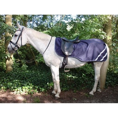 Horka Exercise Rug Reflective 600d Blue