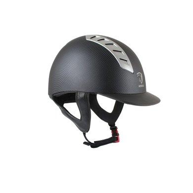 Horka Veiligheidsruiterhelm Arrow Carbon Zwart