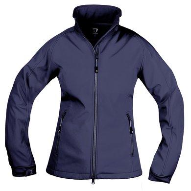 Horka Jas Silhouette Softshell Blauw XL