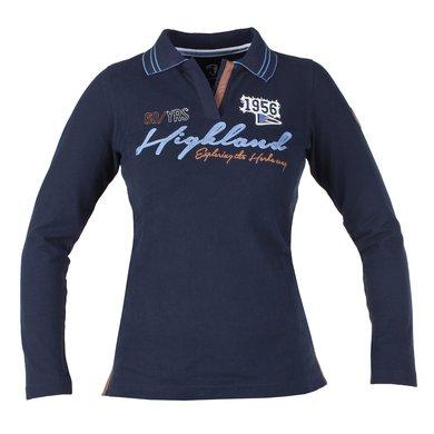 Horka Shirt Ecuador Blauw L