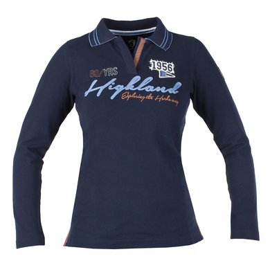 Horka Shirt Ecuador Blauw S