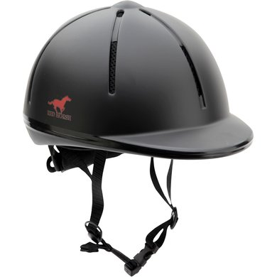 Red Horse Veiligheidshelm Rider Zwart