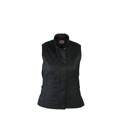 Red Horse Rhythm Bodywarmer Zwart