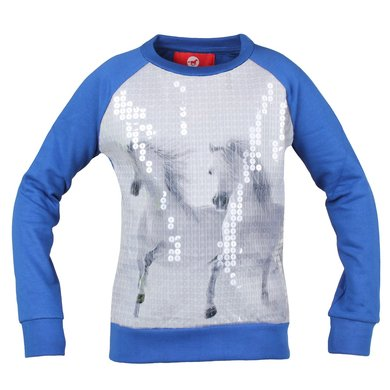 Red Horse Sweatshirt Sigma Kobalt 128