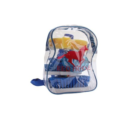 Red Horse Grooming Kit Blauw