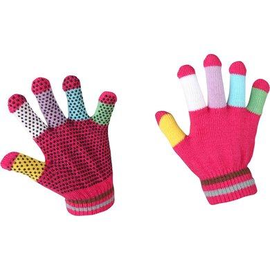 Red Horse Magic Handschoenen Multi Pink