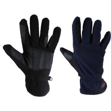 Red Horse Fleece Handschoenen Blauw 6