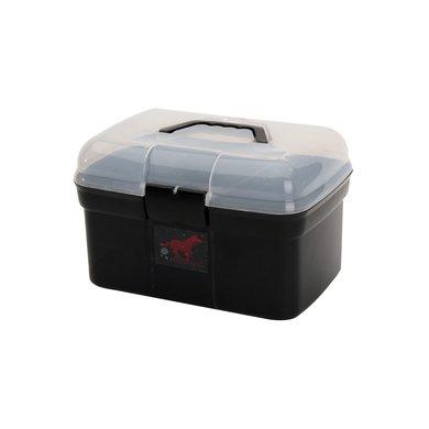 Red Horse Grooming Box Zwart