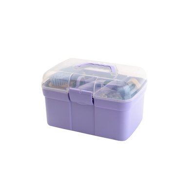 Red Horse Grooming Box Lavender