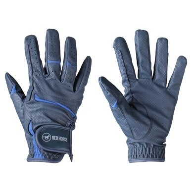 Red Horse Handschoenen 2-tone Serino Blauw 8