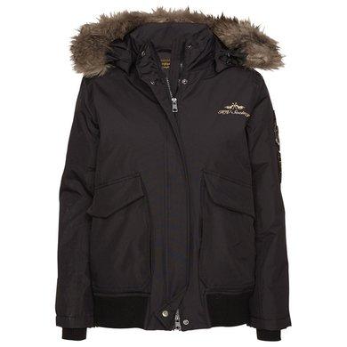 HV Polo Jacket Farah Schwarz XXXL