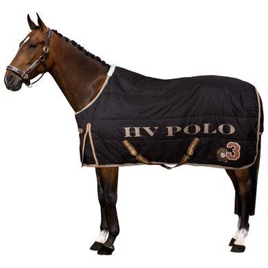 HV Polo Stalldecke Favouritas 300g Schwarz 135/185