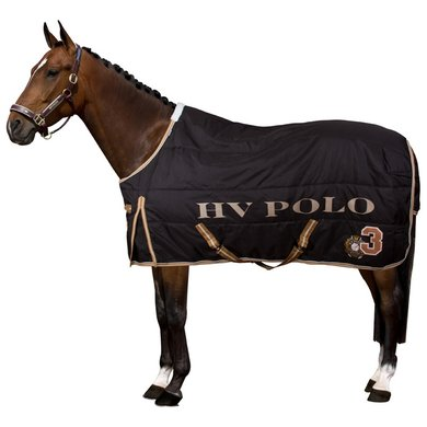HV Polo Stalldecke Favouritas 300g Black Fancy