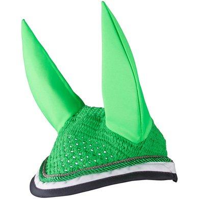 IR Vliegennetje Oren Deluxe Verona Neon Green Full