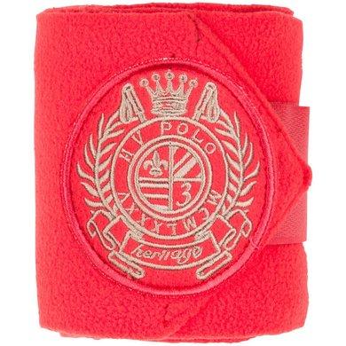 HV Polo Bandage Favouritas Himbeerrot One Size